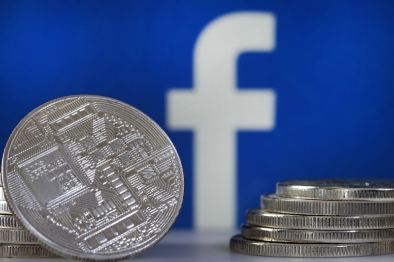 social media crypto coins