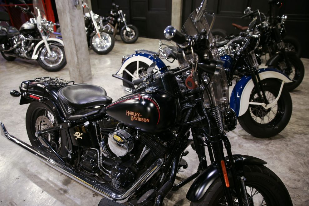 Harley-Davidson Second-quarter Sales Slide As Profit Falls
